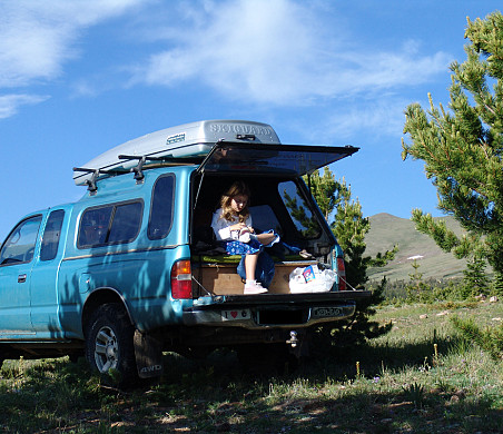 Camper Shell Camping >> Camper Shells Educate Me Early Retirement Financial