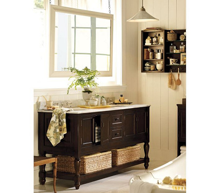 Modular Wall Storage by Pottery Barn