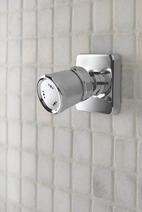 Mico Designs shower systems: 790-SQ-CP via MicoDesigns.com.