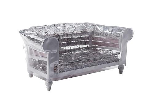 Poltrona Frau Transparent Couch via Captivatist.com