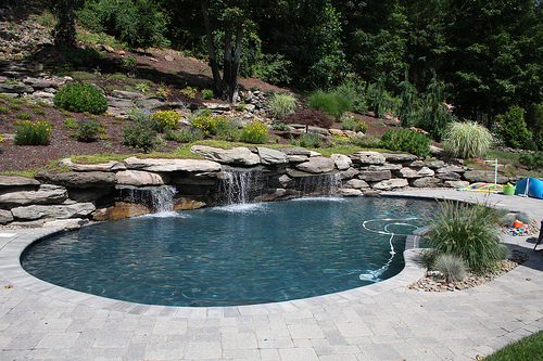 ... Swimming Pool, Landscaping and Garden Design in Westchester County,NY
