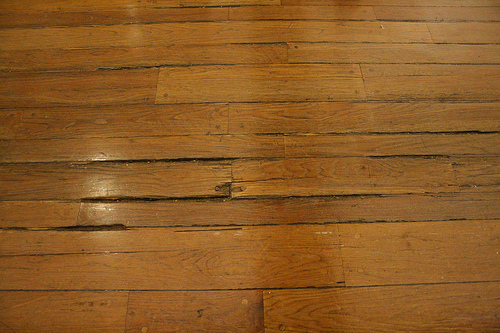 Hardwood Floor Warping - Articles