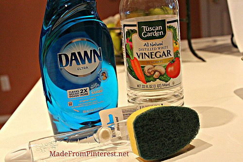 Best DIY homemade tub and tile cleaner