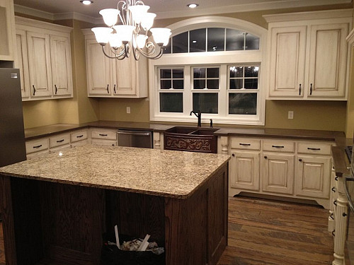 Eight Beige Kitchens With Serene Style Articles