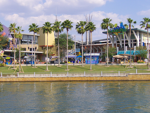 Photo of Orlando CityWalk by Joe Shlabotnick/Flickr.