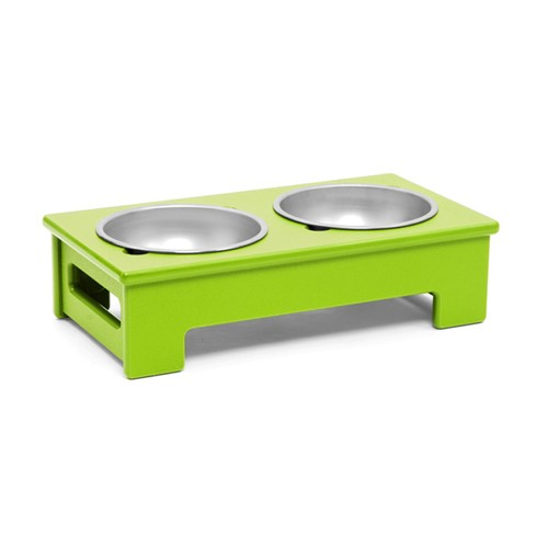 The Loll Pet Bowl via YLiving
