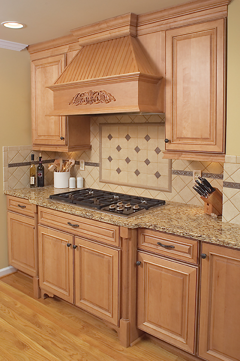 Kitchen remodel and photo by AK Complete Home Renovations via Hometalk.com.