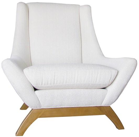 Dwell Studio Jensen Chair via ABC Carpet and Home