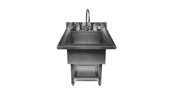 Stand Alone Laundry Sink : Stylish Utility Sinks - Articles
