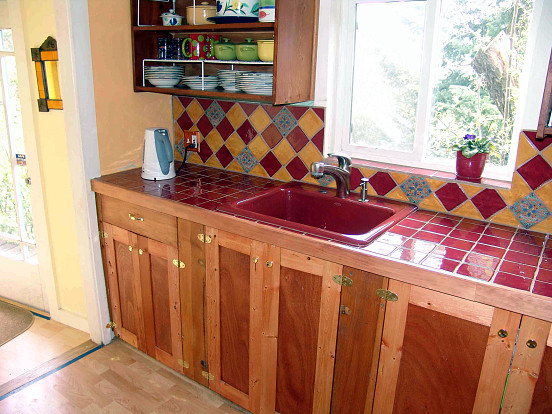 Backsplash Designs by a Colorado Carpenter - Articles :: Networx