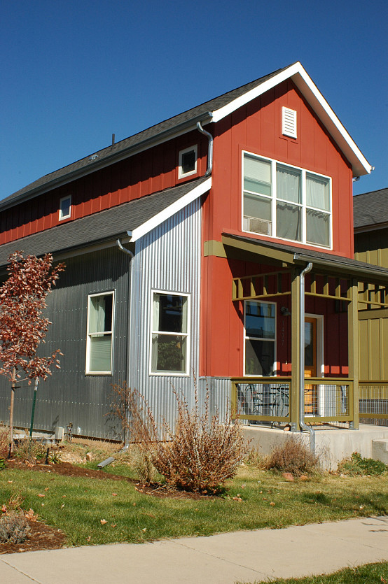 Corrugated Metal Siding The Perfect Accent
