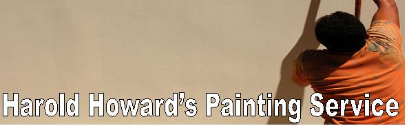 Harold Howard's Painting Service