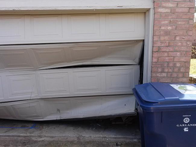 The Garage Door Man